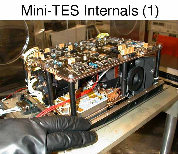 Mini-TES Internals